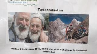 Botschafter aus Tadschikistan stellt in Schlossrued sein Land vor