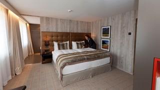 Osterhase macht Schweizer Hoteliers glücklich