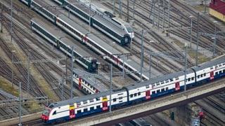 Ständerat bewilligt Milliarden für Infrastruktur der Bahn