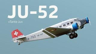 Die Junkers Ju-52