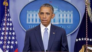 Obama verurteilt «feigen Angriff» in Baton Rouge