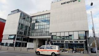 Schweizer Medienhäuser in ständigem Kontakt mit der Polizei