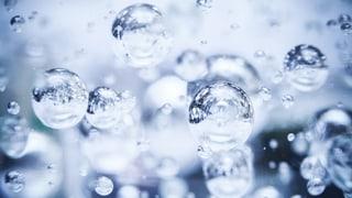 Ist im Blöterliwasser eigentlich CO2? (Artikel enthält Audio)