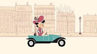 Video «Wer hat's erfunden? - Geliebtes Auto (4/10)» abspielen
