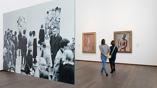 Alle sieben Picasso-Bilder sind zurück