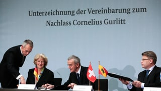 Kanton unterstützt Gurlitt-Entscheid des Kunstmuseums Bern