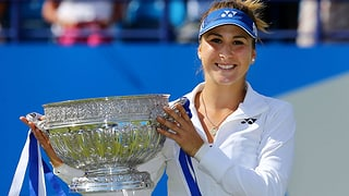 Aller guten Dinge sind drei: Bencic holt ersten WTA-Titel