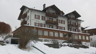 «Hotel Alpina» in Tschiertschen ist versteigert