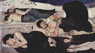 Hodler, die Frauen und der Tod