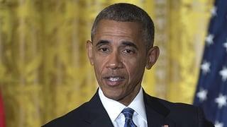 Obama: «Trump n'è betg adattà sco president american»