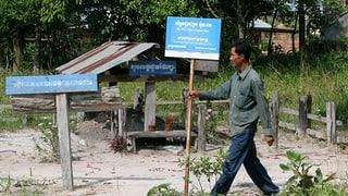 Tourismus für Versöhnung in Kambodscha