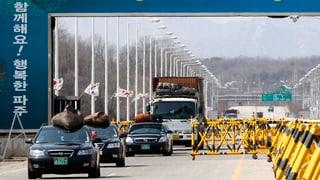 Südkorea zieht Arbeiter aus Industriepark Kaesong ab