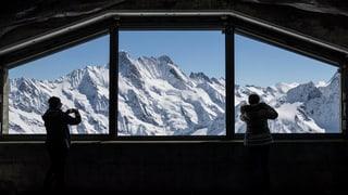 Passa in milliun giasts sin il Jungfraujoch