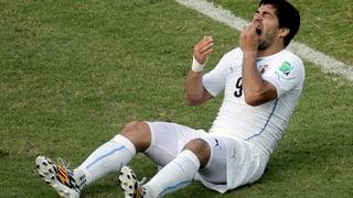 FIFA weist Rekurs gegen Suarez-Sperre ab