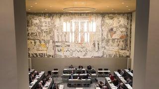 Pendenzenberg beim Kantonsgericht ist Thema für die Politik