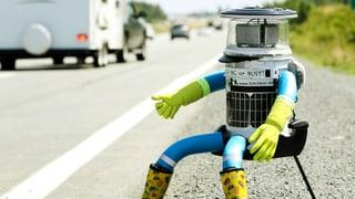 Trampen 3.0 – Roboter durchquert Kanada