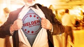 «Helden des Alltags»: Die Preisverleihung am 1. Februar