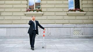 Der Bundespräsident, ein «Primus inter Pares»