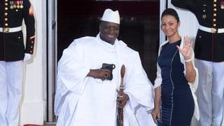 Gambias abgewählter Präsident verhängt Ausnahmezustand