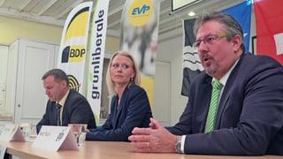 Eine kleine Aargauer Mitte-Koalition mit grossen Zielen