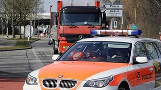 Mängel bei jedem dritten Lastwagen auf Schweizer Strassen