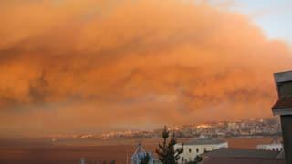 Grossbrand wütet in Chile