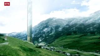 Var 500 persunas han laschà orientar davart l'hotel planisà a Val