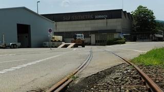 Chinesen kaufen Swissmetal-Fabriken