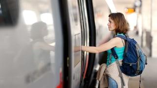 Klimadebatte gibt Interrail Aufwind