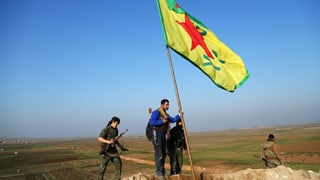 Was will die Türkei? Was will die YPG-Miliz? Und die Russen? Vor Beginn der Operation Olivenzweig erklärte Nahost-Korrespondent Scholkmann die Lage.