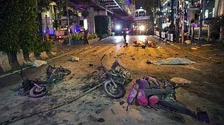 Bangkok nach dem Terror: Weitere Opfer, fieberhafte Fahndung