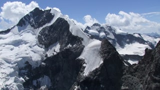 Alpinista tudestga è sa disgraziada al Piz Bernina