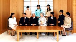 Akihito und das japanische Kaiserhaus – eine grosse Unbekannte