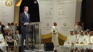 50 Milliarden Dollar sollen Frieden in Nahost näherbringen