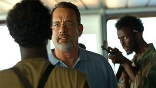 Tom Hanks kämpft in «Captain Phillips» gegen Piraten