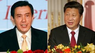China ed Taiwan mainan puspè discurs e quai suenter 65 onns