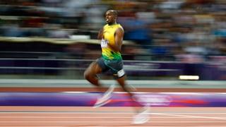 Usain Bolt will 200 m unter 19 Sekunden laufen