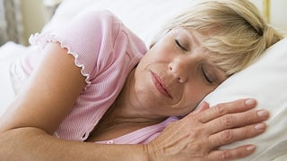 Weniger schlafen ist normal – ein Stück weit