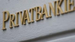 Kleine Schweizer Privatbanken schreiben Verluste