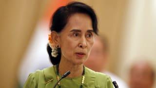 «Eintreten für Rohingya wäre Aung Sang Suu Kyis politischer Tod»