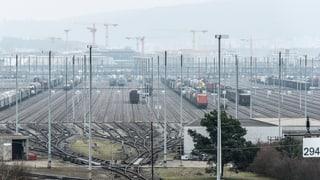 Umschlagplatz für den Güterverkehr im Limmattal wird verzögert