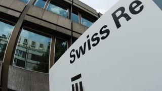 Swiss Re enttäuscht trotz mehr Gewinn