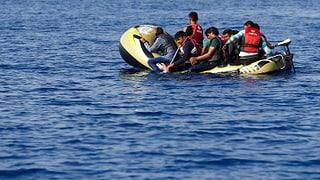 Todeszone Mittelmeer