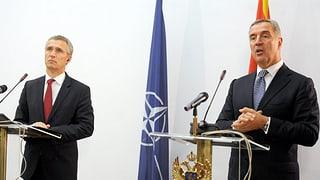 Montenegro darf Nato-Mitglied werden