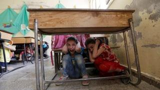 «Wir holen die Kinder aus dem Krieg»