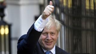 Boris Johnson ist neuer Tory-Parteichef