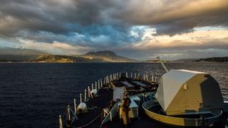 Nato sagt Schlepperschiffen den Kampf an