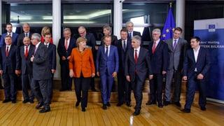 Haupttraktandum ist Koordination der Flüchtlingsströme
