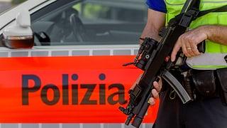 Verhaftete Terrorverdächtige werden ausgewiesen