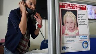 Eltern von Roma-Mädchen gefunden